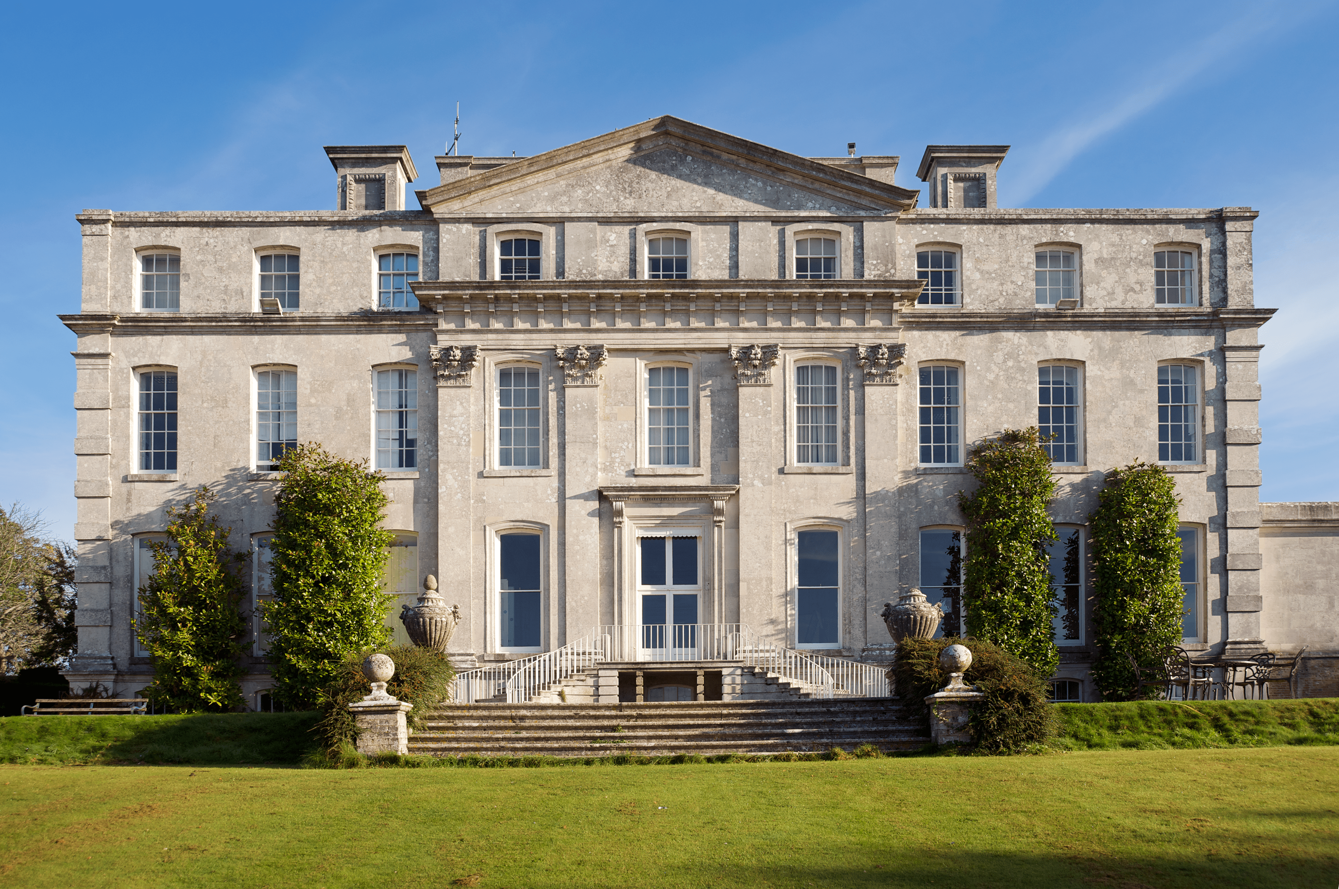 Information about Kingston Maurward College