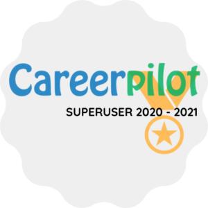 Career Pilot Superuser 2020 - 2021Logo
