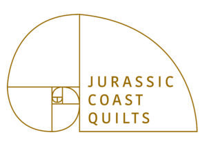 Jurassic Coast Quilts logo